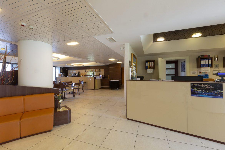 Reception - Hotel Gallipoli Resort