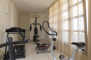 Gym - Hotel Gallipoli Resort