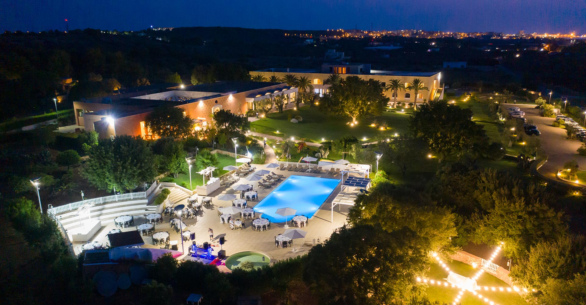Gallipoli Resort, un hotel a 4 stelle