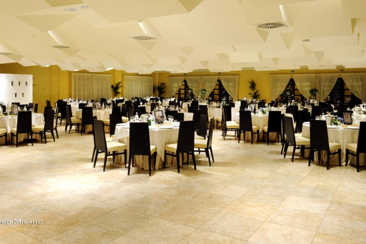 Montefiore Reception Venue - Hotel Gallipoli Resort
